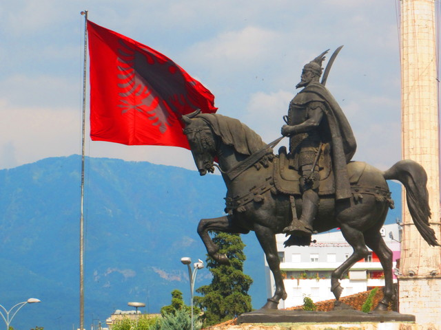 Τo φάντασμα της Μεγάλης Αλβανίας