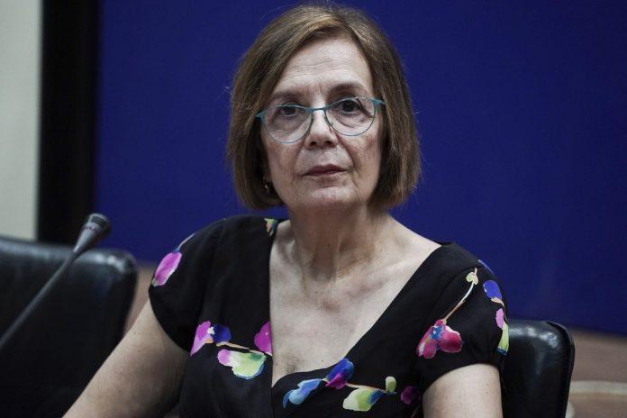 Η Μυρσίνη Ζορμπά παραδέχεται ότι τα μνημεία πέρασαν στο Υπερταμείο και έριξε την ευθύνη στην Κονιόρδου