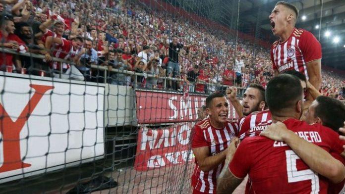 Super League: ΠΑΣ Γιάννινα - Ολυμπιακός 1-2