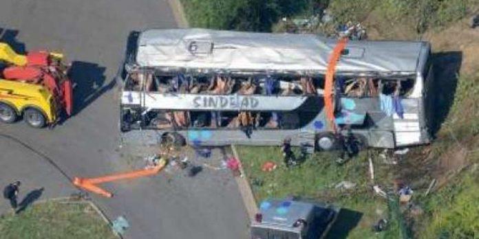 Πολωνία: Τρεις νεκροί και 18 τραυματίες σε τροχαίο με τουριστικό λεωφορείο