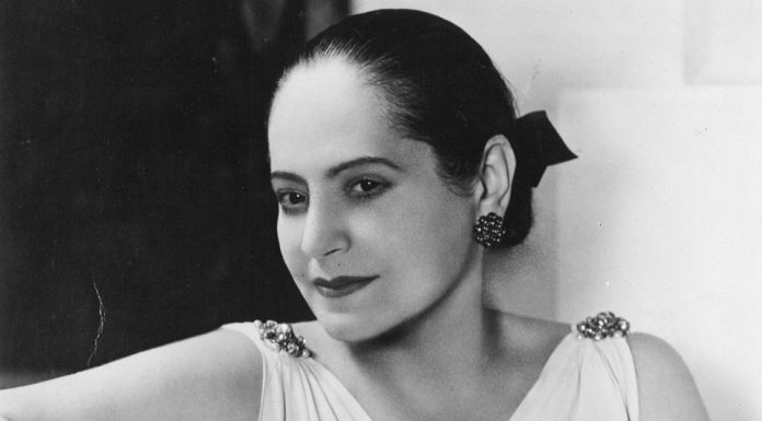 Ταινία με θέμα τη ζωή της πρωτοπόρου επιχειρηματία του 20ου αιώνα, Έλενα Ρουμπινστάιν