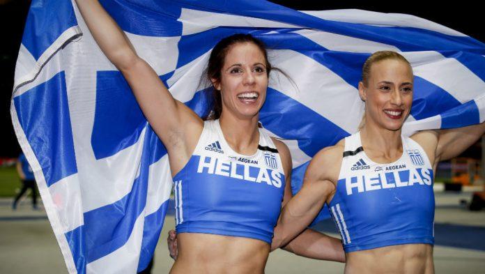 Στεφανίδη - Κυριακοπούλου: «Δώσαμε λίγη χαρά στους Έλληνες»