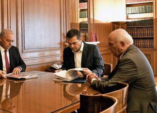 Αλλαγές στην πολιτική προστασία, μετά τη συνάντηση Τσίπρα με Ζερεφό, Λέκκα