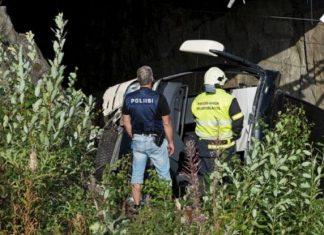 ΦΙΝΛΑΝΔΙΑ: Τέσσερις νεκροί και 20 τραυματίες σε τροχαίο