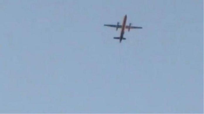 Σιάτλ: Μηχανικός έκλεψε αεροπλάνο από το αεροδρόμιο και συνετρίβη