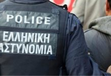 Σε διαθεσιμότητα ο 34χρονος αστυνομικός