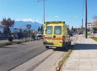 Λαμία: Μαχαίρωσαν στο κεφάλι 33χρονο πάνω σε καυγά