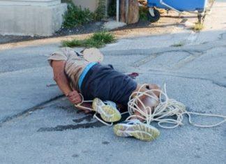 Κρήτη: Τον πήραν στο κυνήγι και έδεσαν τον κλέφτη