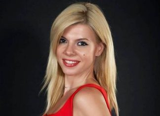 Στο Δαφνί κλείστηκε η ηθοποιός Τριαντάφυλλη Μπουτεράκου