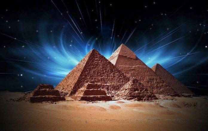 Μεγάλη Πυραμίδα της Γκίζας - Έρευνα δείχνει πως η συγκεντρώνει ηλεκτρομαγνητική ενέργεια στο εσωτερικό της