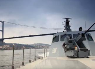ΤΟΥΡΚΙΑ: Το πρώτο «αόρατο» σκάφος που «ρίχνει» στο Αιγαίο