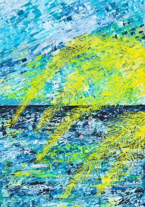 Έκθεση Ζωγραφικής της Ελένης Σαμέλη Βαρουξάκη