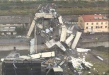 ΓΕΝΟΒΑ: Τουλάχιστον 22 νεκροί από την κατάρρευση της οδογέφυρας