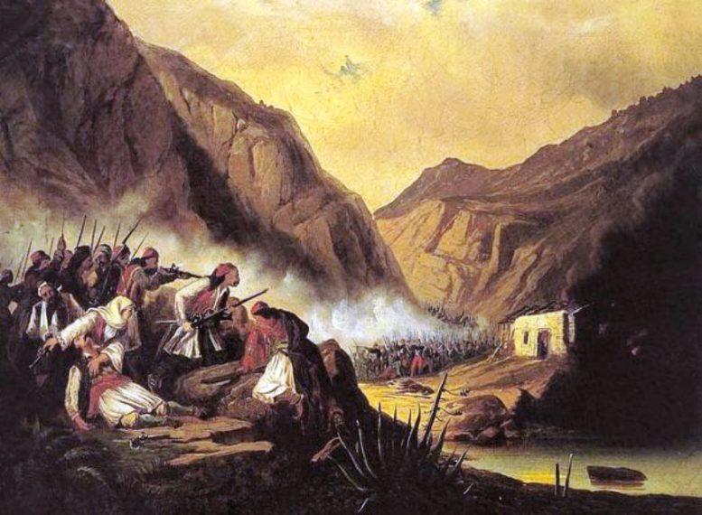 ΙΣΤΟΡΙΕΣ: Η προσφορά του Δημ. Υψηλάντη στην Επανάσταση