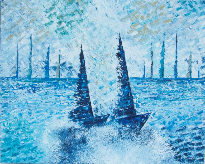 Aqua Gallery: Τρίτη έκθεση του #Rest@rt