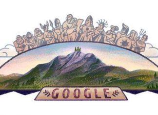 Αφιερωμένο στον Όλυμπο το σημερινό doodle της Google