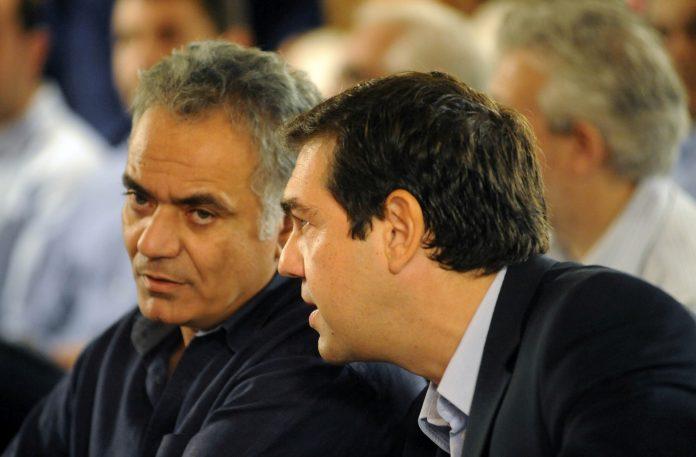 Ο Τσίπρας πρότεινε τον Πάνο Σκουρλέτη πρότεινε για γραμματέα του ΣΥΡΙΖΑ