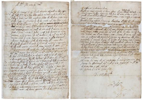 Απίστευτo! Βρέθηκε χαμένη επιστολή του Γαλιλαίου που εξηγεί πώς προσπάθησε να ξεγελάσει την Ιερά Εξέταση