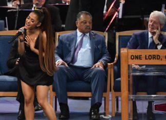 Όταν ο Μπιλ «χάζεψε» με την Αριάνα Γκράντε