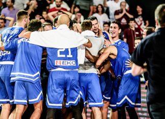 Η εθνική ομάδα μπάσκετ κέρδισε 70-65 την Σερβία