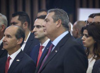 ΔΕΘ 2018: Καμμένος: Αφιερωμένη στην ελληνοαμερικανική φιλία η φετινή Έκθεση