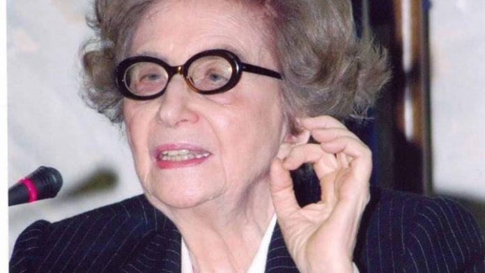 Σε στενό οικογενειακό κύκλο η κηδεία της Αλίκης Γιωτοπούλου- Μαραγκοπούλου