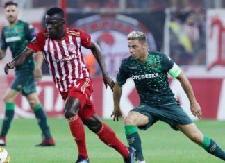 Europa League: Ντουντελάνζ - Ολυμπιακός 0-2