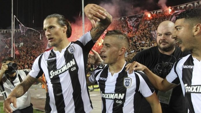Super League: ΠΑΟΚ - Ατρόμητος 3-0