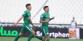 Super League: Παναθηναϊκός - Ατρόμητος 1-0