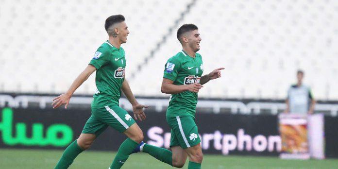 Super League: Παναιτωλικός - Παναθηναϊκός 0-1