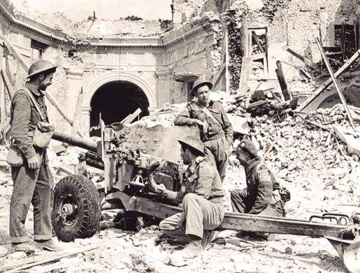 Σαν σήμερα το 1944 η ΙΙΙ Ελληνική Ορεινή Ταξιαρχία μπαίνει στο Ρίμινι
