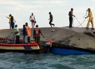 ΤΑΝΖΑΝΙΑ: Φόβοι για 200 νεκρούς από βύθιση φέρι
