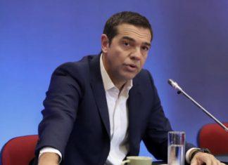 Ναι Τσίπρα στην πρόταση Μητσοτάκη για Σακελλαροπούλου