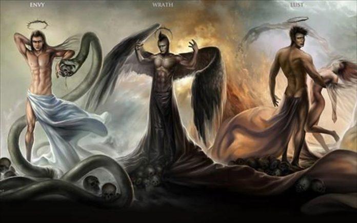 Τα επτά θανάσιμα αμαρτήματα και οι αντίστοιχες αρετές | Newspepper