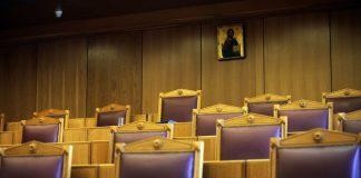 Παράταση αναστολής λειτουργίας δικαστηρίων έως 10 Απριλίου