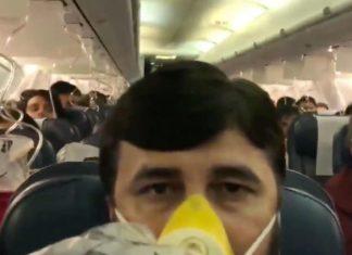 Το αεροπλάνο του τρόμου! Έτρεχε αίμα από τις μύτες και τα αυτιά επιβατών