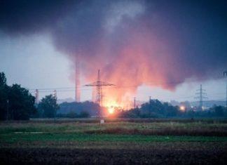 ΓΕΡΜΑΝΙΑ: Οκτώ τραυματίες από έκρηξη σε διυλιστήριο