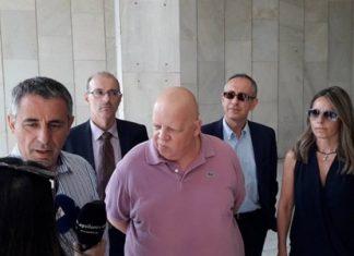 Ελεύθεροι αφέθηκαν οι δημοσιογράφοι της εφημερίδας «Φιλελεύθερος»