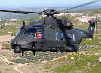 Η ανακοίνωση του ΓΕΣ για την αναγκαστική προσγείωση του στρατιωτικού ελικοπτέρου