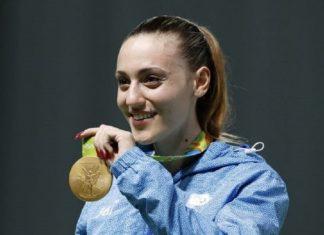 Ξεκίνημα με μετάλλιο για την Κορακάκη