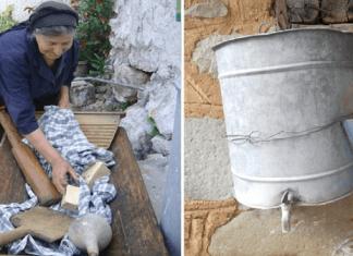 Ποιος θυμάται το ελληνικό νοικοκυριό του σπιτιού των παλιών χρόνων