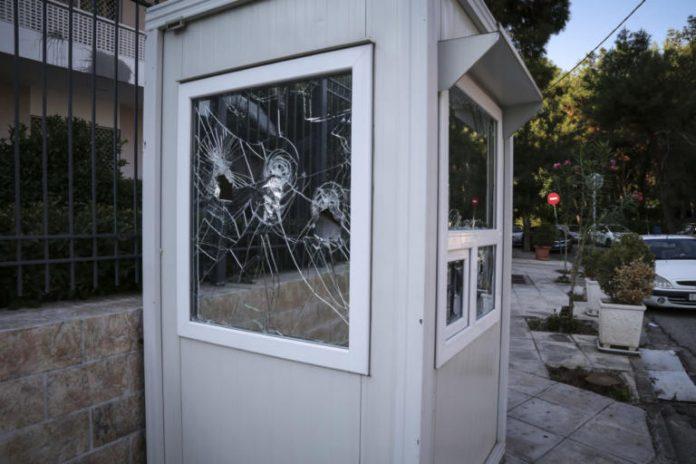 Απρόσμενο! Πέθανε η γυναίκα του φρουρού της πρεσβείας του Ιράν που επιτέθηκε ο Ρουβίκωνας