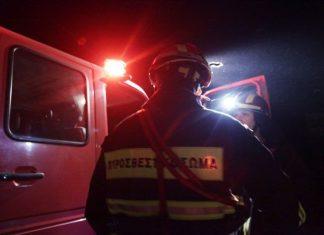 Πύργος: Αυτοπυρπολήθηκε μέσα στο σπίτι του