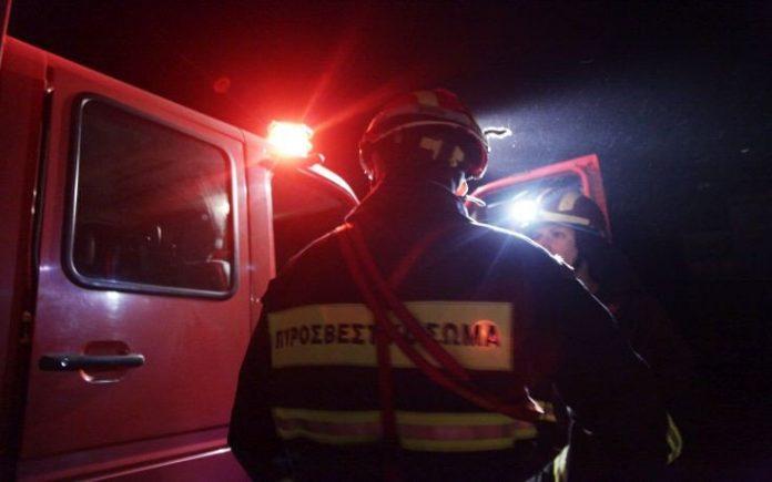 Παγκράτι: Πυρκαγιά σε διαμέρισμα