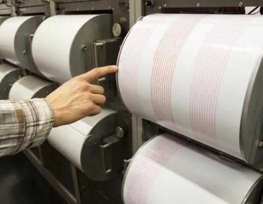 Έκτακτο: Σεισμός κοντά στη Χαλκιδική