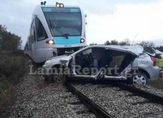 Φθιώτιδα: Διευθύντρια Γυμνασίου η νεκρή από τη σύγκρουση τρένου με αυτοκίνητο