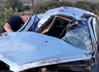 Ένα τροχαίο συγκλονίζει το Πανελλήνιο Σκοτώθηκε 16χρονος μαθητής με το αυτοκίνητό του πατέρα του!