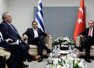 Ο Ερντογάν κάλεσε τον Τσίπρα στην Κωνσταντινούπολη