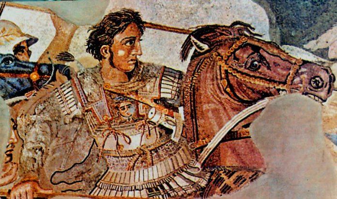 Σύμφωνα με νέα έρευνα ο Μέγας Αλέξανδρος τάφηκε ζωντανός