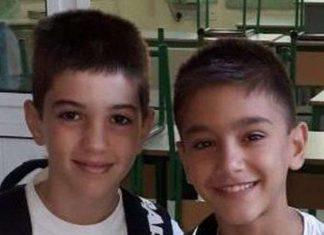 ΛΑΡΝΑΚΑ: Βίντεο-ντοκουμέντο από την απαγωγή των δύο 11χρονων αγοριών